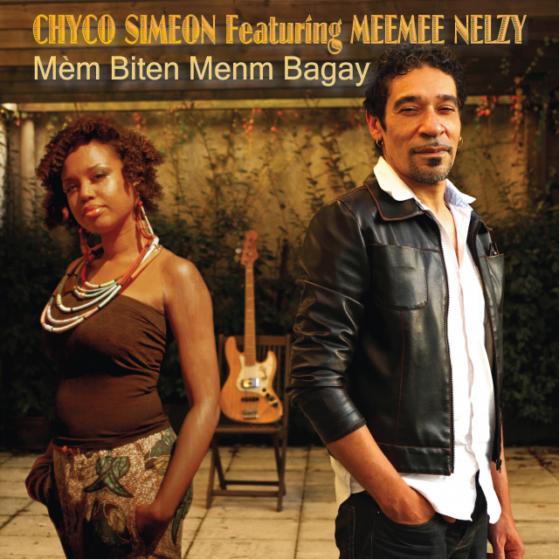 """Chyco Simeon """"Mem Biten Men Bagay"""" cover"""